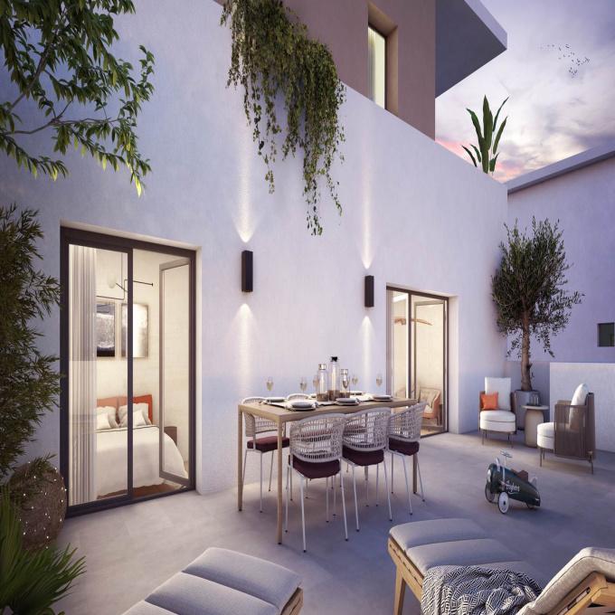 Programme neuf Appartement Lyon (69008)