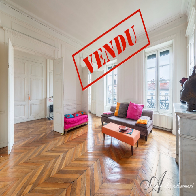 Offres de vente Appartement Lyon (69006)