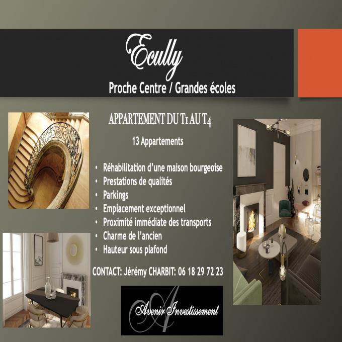Offres de vente Appartement Écully (69130)
