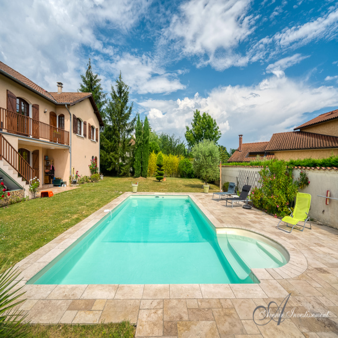 Offres de vente Maison Tassin-la-Demi-Lune (69160)