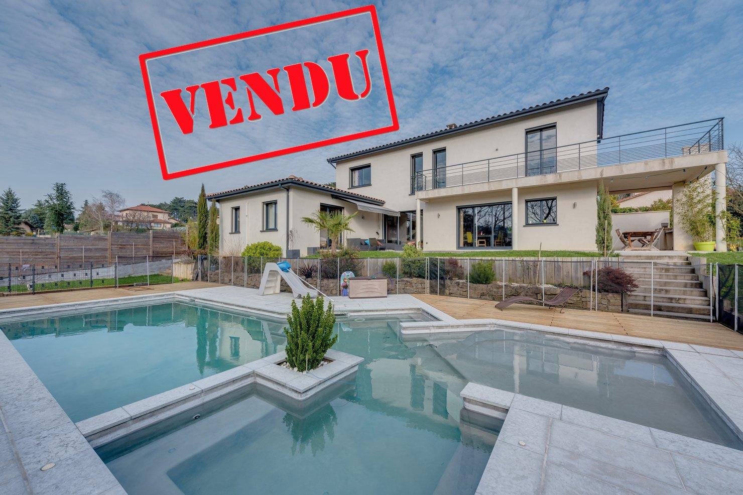 Offres de vente Maison St cyr au mont d or (69450)