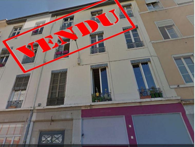 Offres de vente Immeuble Lyon (69007)