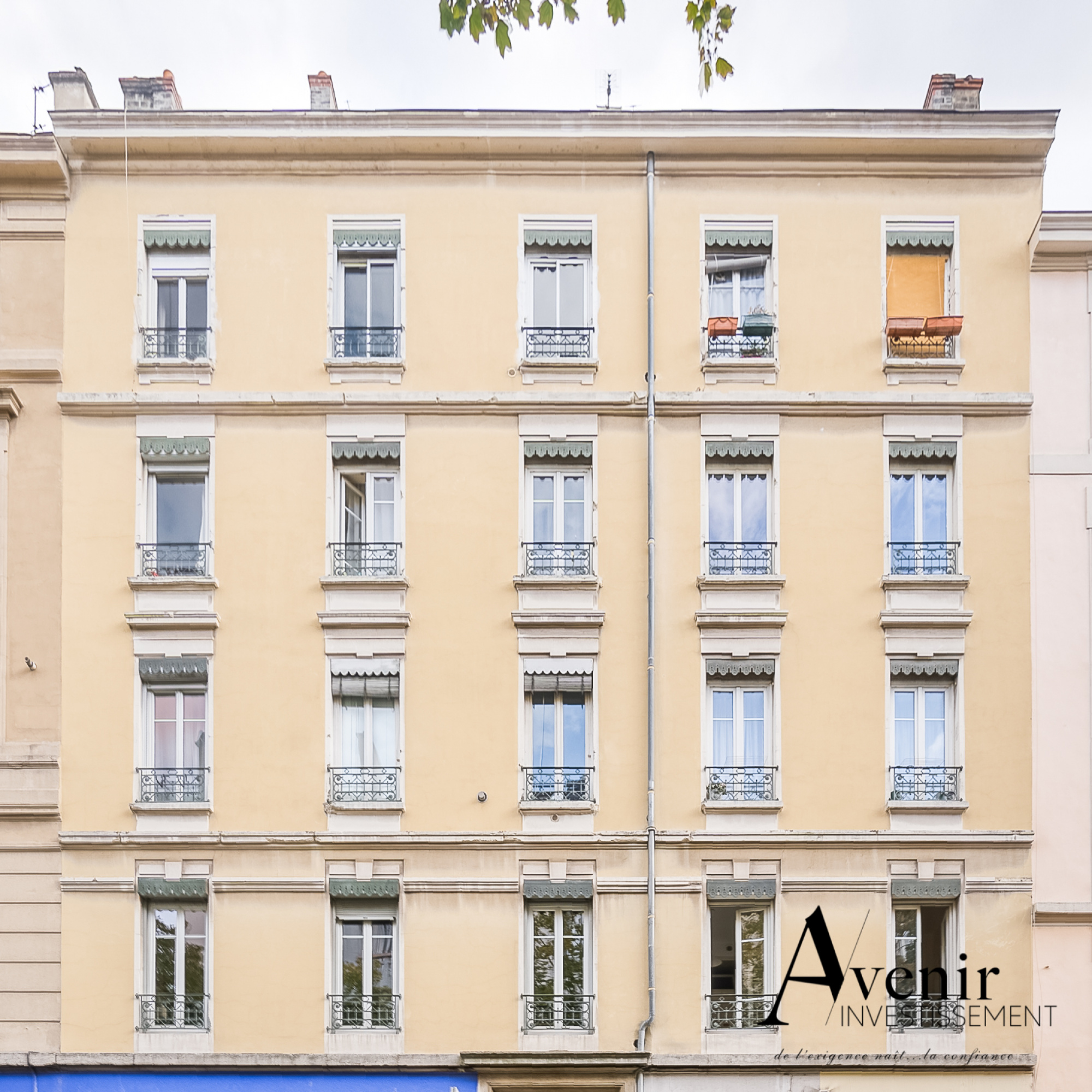 Image_9, Appartement, Lyon, ref :OR 2956